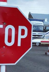 В Крыму намекают, что лучше будет закрыть границу с Украиной