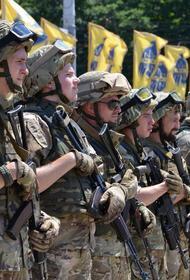 В России потребовали признать полк «Азов» и «Национальный корпус» экстремистскими и запретить