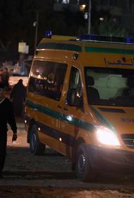 Более 20 человек погибли при столкновении автобуса с бензовозом на юге Египта