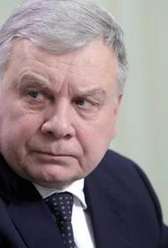 Министр обороны Украины заявил, что Россия планирует разместить ядерное оружие в Крыму