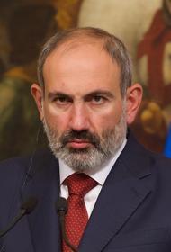 Пашинян обвинил бывшего начальника генштаба Армении Гаспаряна во лжи