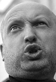Кровавый пастор Турчинов недоволен тем, что в Донбассе до сих пор не началось наступление ВСУ