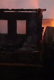 В полиции сообщили о женщине - матери пятерых детей, погибших в результате пожара