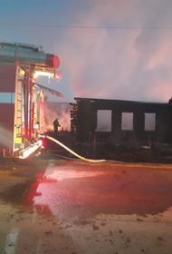 МЧС: Тела четырех детей найдены при разборке дома после пожара в селе Бызово Горноуральского округа