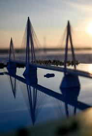 Через реку Лена построят мост в районе Якутска и платную автодорогу