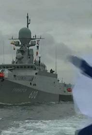 Возможно, произошло столкновение российских и украинских военных в Азовском море