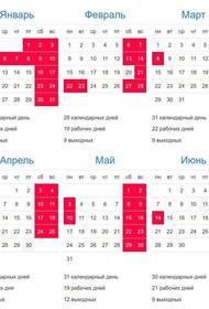 Роструд: Работодатели могут предоставить сотрудникам дополнительные выходные на майские праздники