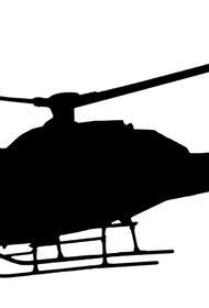 Вертолет разбился на Кубани, погиб пилот
