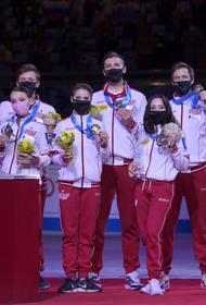 Фигурное катание - новая глава в истории. Как была завоёвана первая победа России в командном чемпионате мира