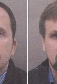 Полиция Чехии объявила в розыск Петрова и Боширова, подозреваемых Британией в отравлении Скрипалей