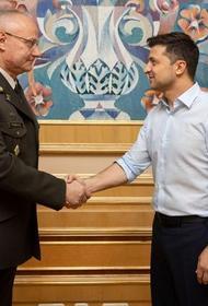 Главком ВСУ Хомчак призвал  власти Украины не разжигать панику в стране