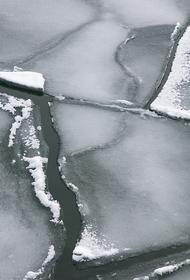 Девятерых рыбаков спасли с отколовшейся льдины в Нижегородской области