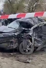 Представитель ГИБДД Мухин раскрыл подробности ДТП с пятью погибшими в Новочеркасске