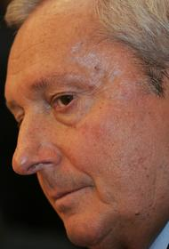 Президент Всемирной ассоциации русской прессы Виталий Игнатенко отмечает юбилей