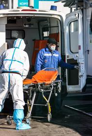В России выявили более 8,5 тысячи случаев заражения коронавирусом за сутки