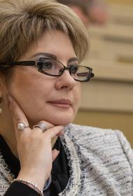 Сенатор от Хабаровского края Елена Грешякова покинула ЛДПР