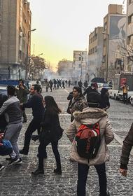 В Иране уже много лет продолжаются протесты крестьян из-за проблем с водой