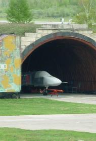 Перспективные самолёты защитят капонирами
