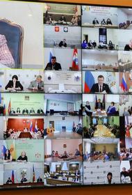 Валентина Матвеенко и представители регионов обсудили вопросы развития села