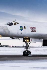 Два российских стратегических бомбардировщика выполнили 8-часовой полет над Балтикой