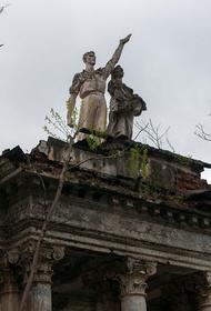 В Краснодаре могут отреставрировать колоннаду в Чистяковской Роще