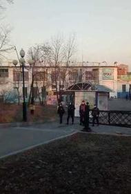 В Хабаровске несогласованный митинг переместился с площади в парк «Динамо»