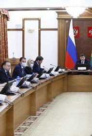 Первый вице-губернатор Кубани Андрей Алексеенко: проблемы дольщиков будут решены