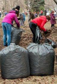 Основная часть субботников в Челябинской области пройдет до 1 мая