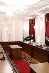 На Кубани обсудили подготовку к празднованию Дня Победы