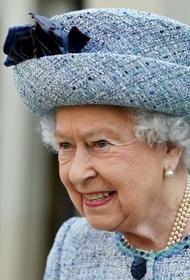 В Британии День рождения королевы прошёл без радости и салютов