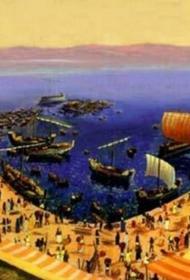 О «таинственном исчезновении» праславян-этрусков