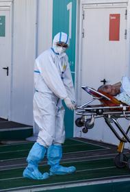 В России выявили более 8,9 тысячи новых случаев заражения коронавирусом