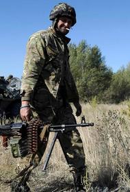 ВСУ пошли в ползучее наступление в районе селения Золотое ЛНР?