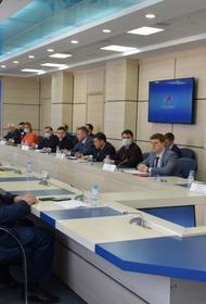 Рогозин обсудил с космонавтами проект будущей Российской орбитальной станции