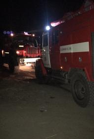 В Иркутской области упал самодельный легкомоторный самолет, пилот и пассажир погибли