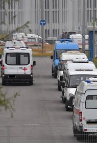 В Пензе мужчина угнал машину скорой помощи, приехавшую на вызов к его отцу