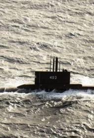 Пропавшую подлодку ВМС Индонезии обнаружили