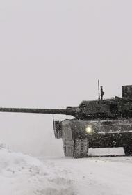 Танком Т-14 и ведением огня из его орудия будет управлять искусственный интеллект?