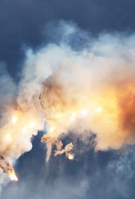 Истребители БФ уничтожили условного противника в воздушном бою