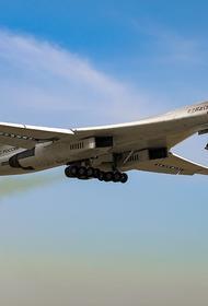 Sina: российский Ту-160 заставил пилотов НАТО «глотать пыль» над Норвежским морем
