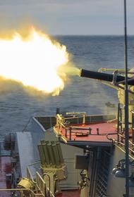 Российский боевой корабль в Средиземном море отразил воздушное нападение условного противника