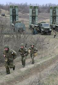 Российские зенитчики из контингента ВС РФ в Абхазии провели учебные ракетные стрельбы