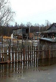 Паводок затопил дороги и населенные пункты Хабаровского края
