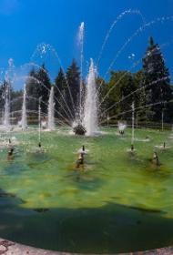 Челябинцев 1 мая ждет открытие музыкального фонтана и салют