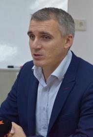 На Украине жители Николаева атаковали здание горсовета
