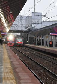 Движение в сторону Москвы на МЦД-2 и Рижском направлении возобновлено после незапланированной остановки поезда