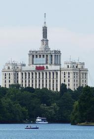 Румынcкие власти объявили о высылке из страны российского дипломата