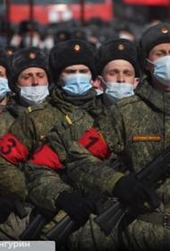 Парад Победы состоится, несмотря на пандемию