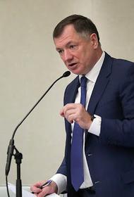 Вице-премьер РФ Хуснуллин предложил сократить число регионов
