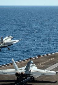 Сайт Sohu: попытка перехвата российского самолета над Тихим океаном привела к позору ВМС США